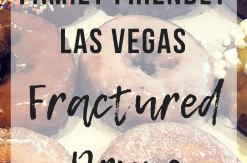 Family Friendly Las Vegas - Fractured Prune | www.thevegasmom.com