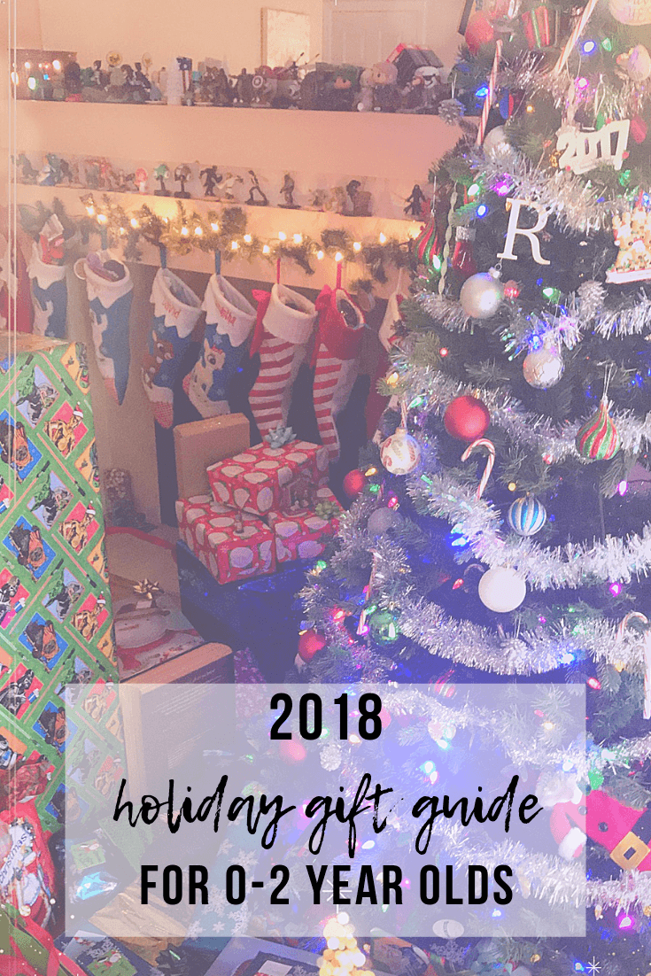 2018 Holiday Gift Guide for 0-2 Year Olds | www.thevegasmom.com