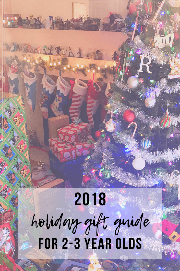 2018 Holiday Gift Guide for 2-3 Year Olds   www.thevegasmom.com