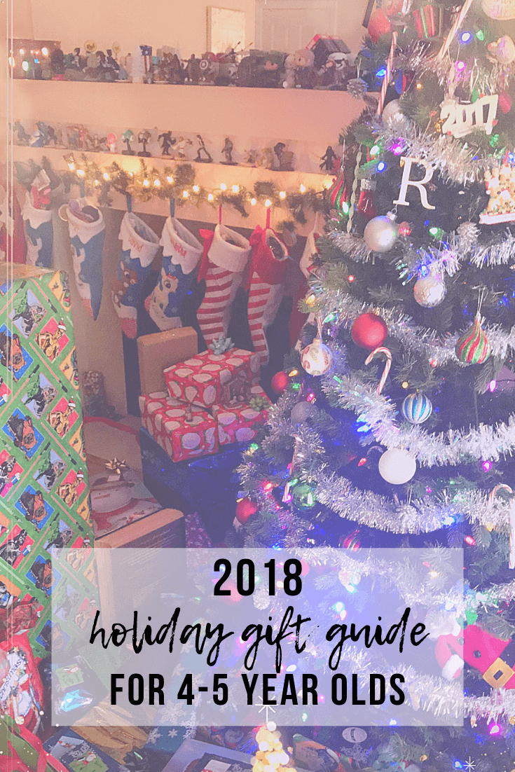 2018 Holiday Gift Guide for 4-5 Year Olds   www.thevegasmom.com