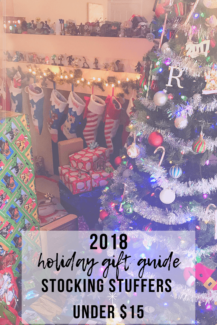 2018 Holiday Gift Guide Stocking Stuffers | www.thevegasmom.com