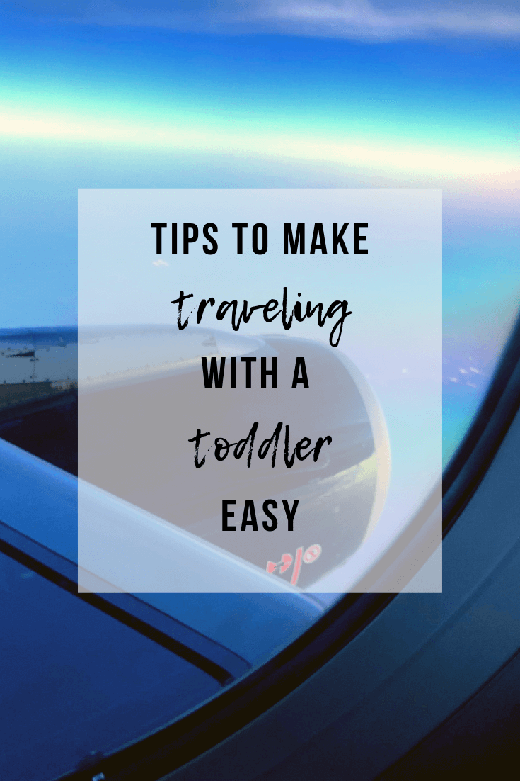 Tips for Traveling with a Toddler | www.thevegasmom.com