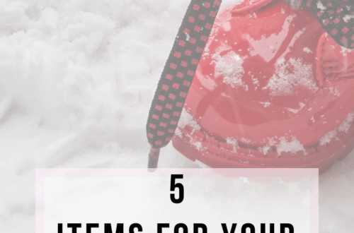 5 Items for Your Baby in Winter | www.thevegasmom.com