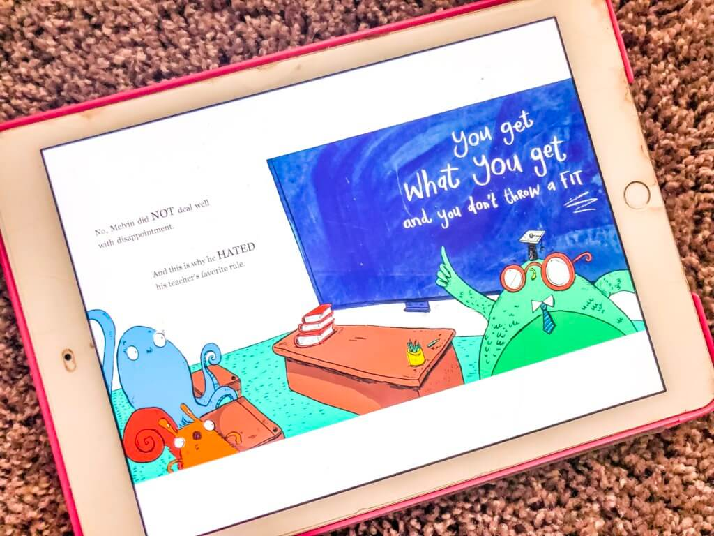 Children' Book of the Week: You Get What You Get by Julie Gassman | www.thevegasmom.com