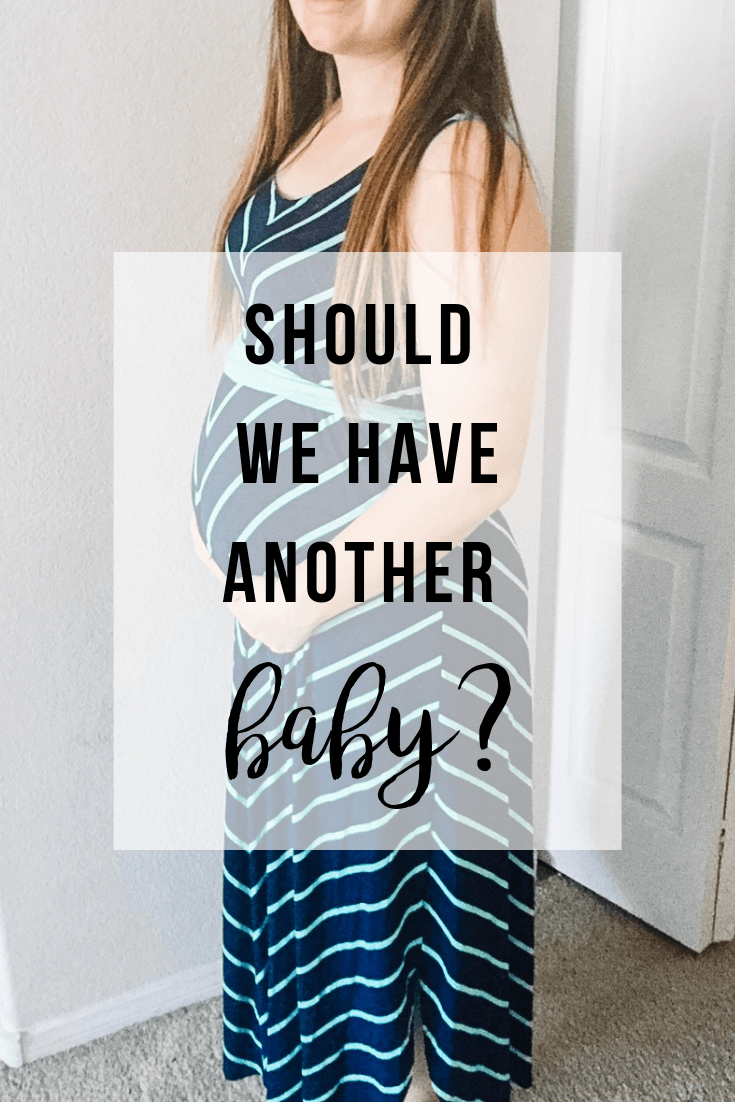 Should We Have Another Baby? | www.thevegasmom.com