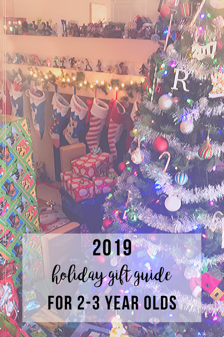 2019 Holiday Gift Guide for 2-3 Year Olds | www.thevegasmom.com