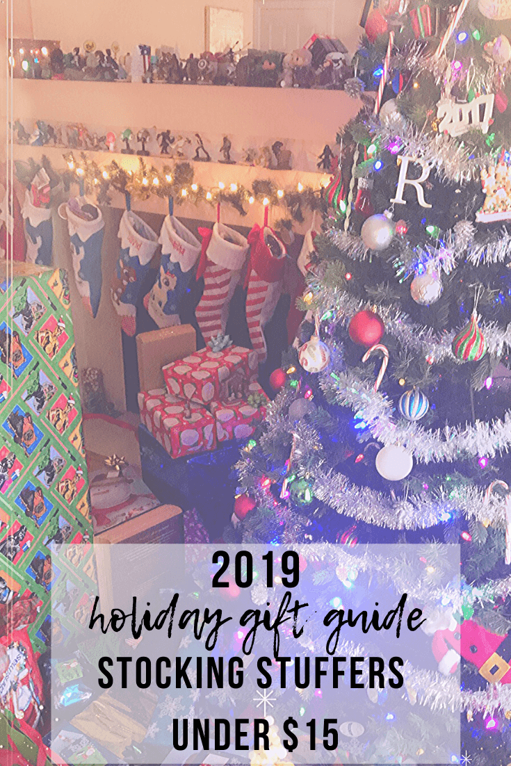 2019 Holiday Gift Guide Stocking Stuffers Under $15 | www.thevegasmom.com