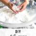 DIY Fake Snow | www.thevegasmom.com
