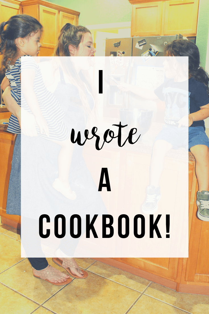 I wrote a cookbook! | The Vegas Mom