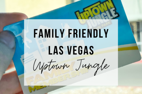Family Friendly Las Vegas: Uptown Jungle | www.thevegasmom.com