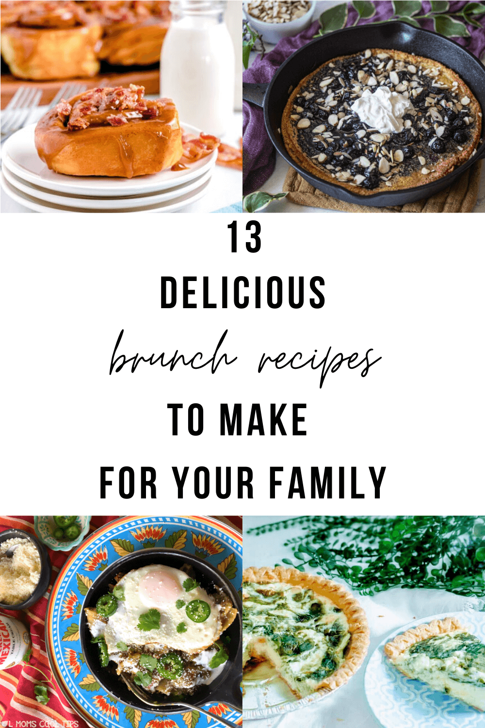 13 Delicious Brunch Recipes | www.thevegasmom.com