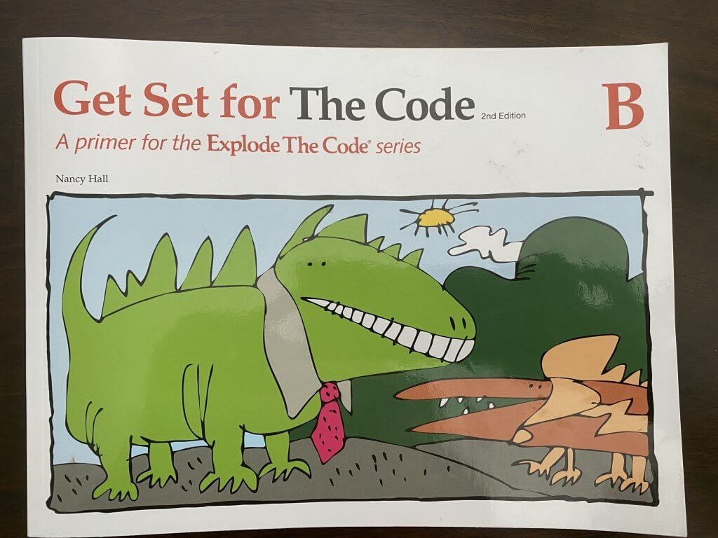 Children's Book of the Week: Explode The Code primers   www.thevegasmom.com