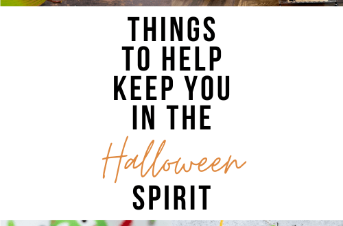 Things to Help Keep You in the Halloween Spirit | www.thevegasmom.com